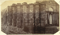 [Great temple at] Lonar